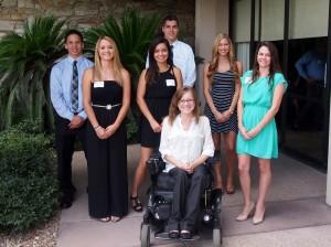 2014 APMA Scholarship Foundation Awardees