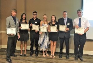2016 APMA Scholarship Foundation Awardees